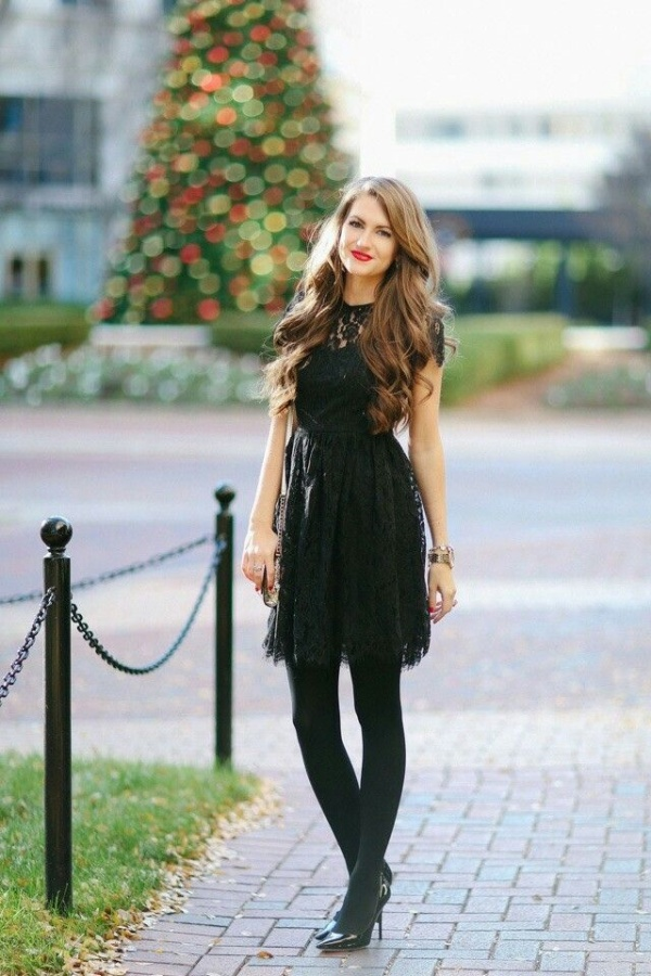Stunning Office Christmas Party Outfit Ideas