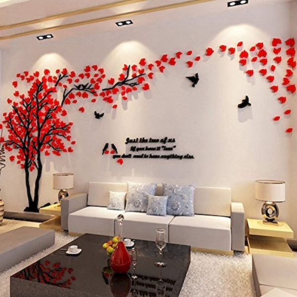 Beautiful Wall Decor Ideas For Living Room
