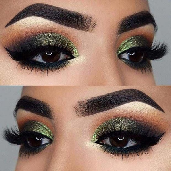 Best Eye Makeup Looks For Brown Eyes To Try