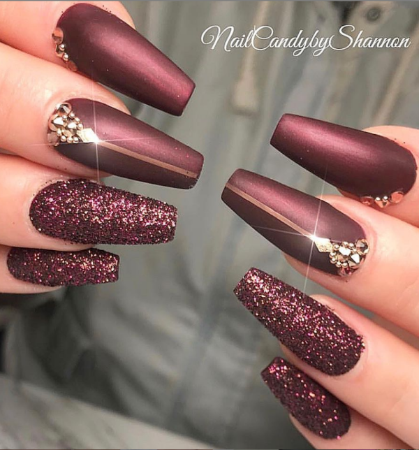 Cute Coffin Nail Designs To Try