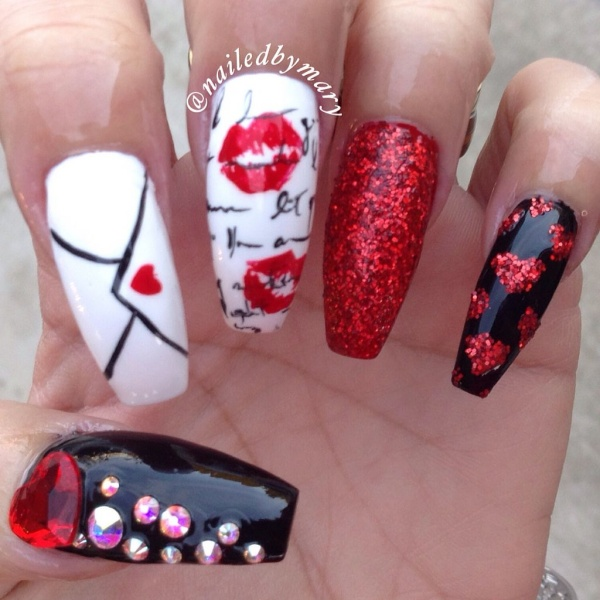 Cute Coffin Nail Designs To Try In