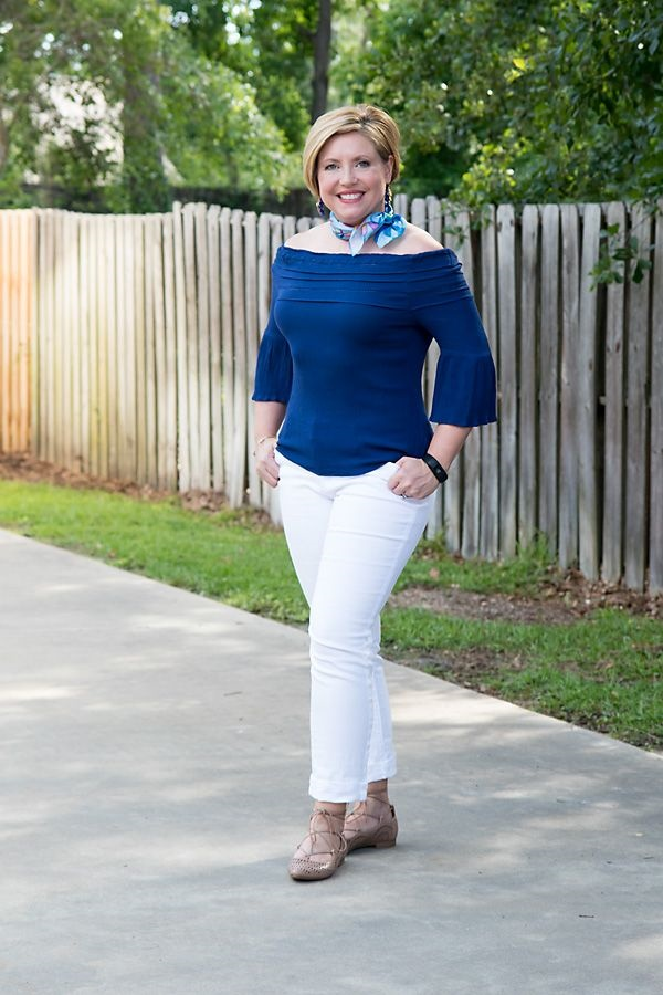 summer outfits for women over 50