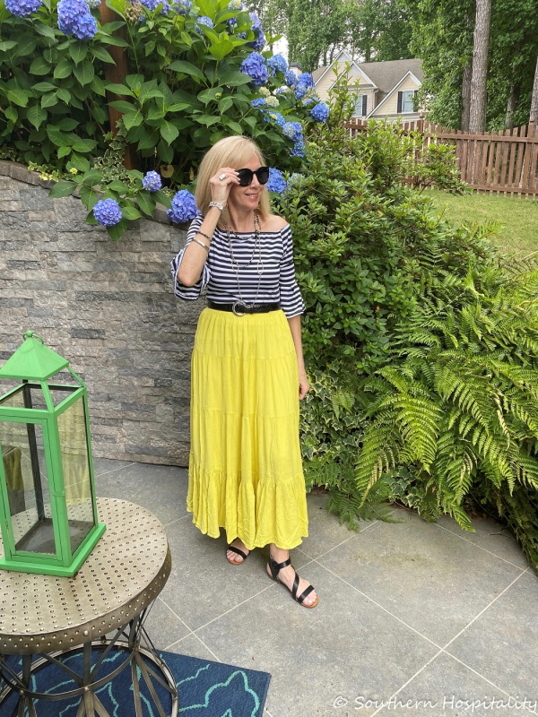 Casual Summer Outfits For Women Over 50