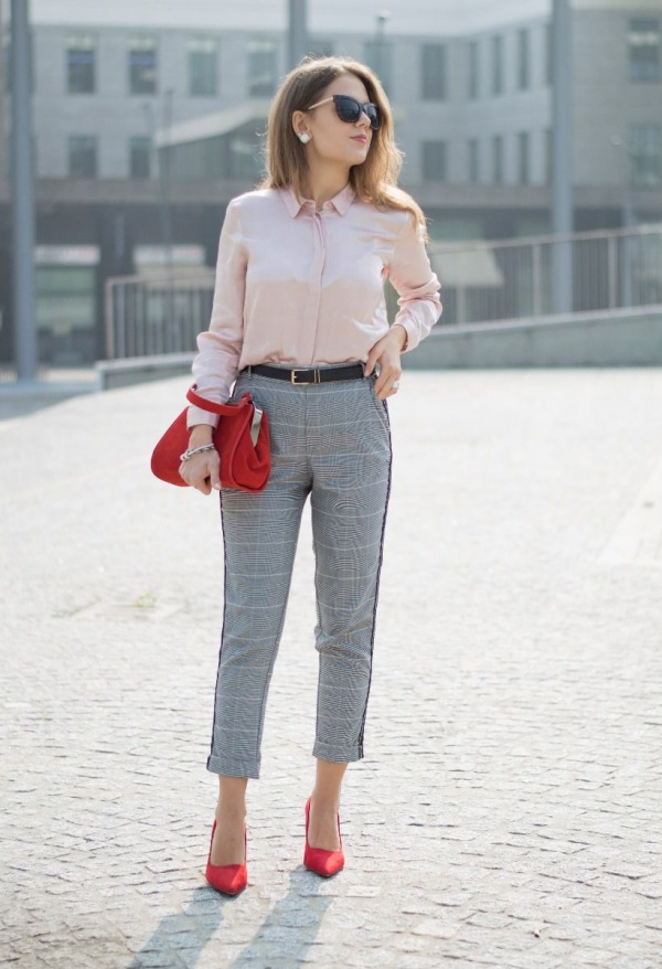 Casual Work Outfits For Summer To Look Sexy