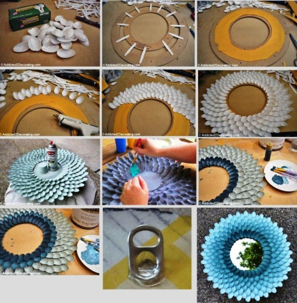 Incredible Plastic Spoon Craft Ideas For Fun