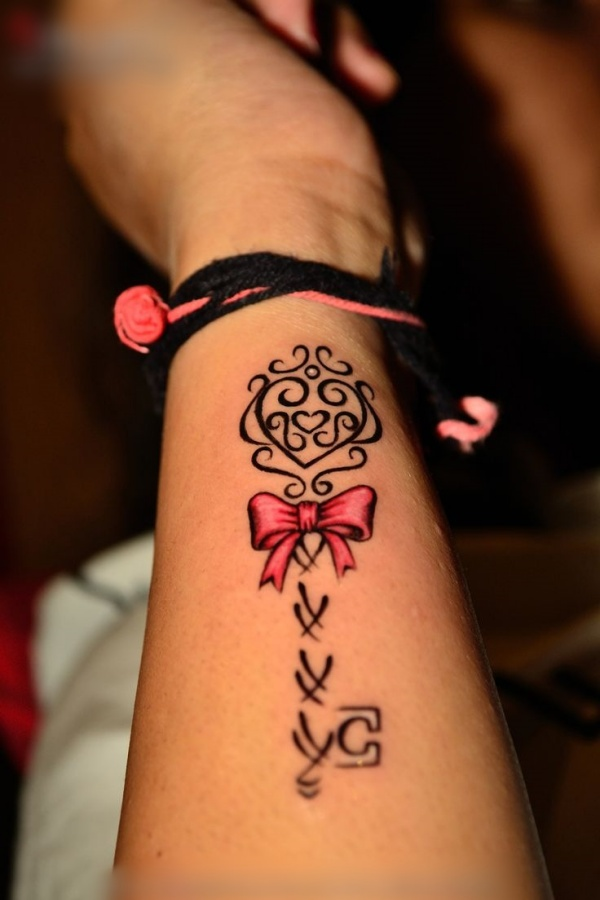 Beautiful Bow Tattoo Designs And Ideas To Get Inked