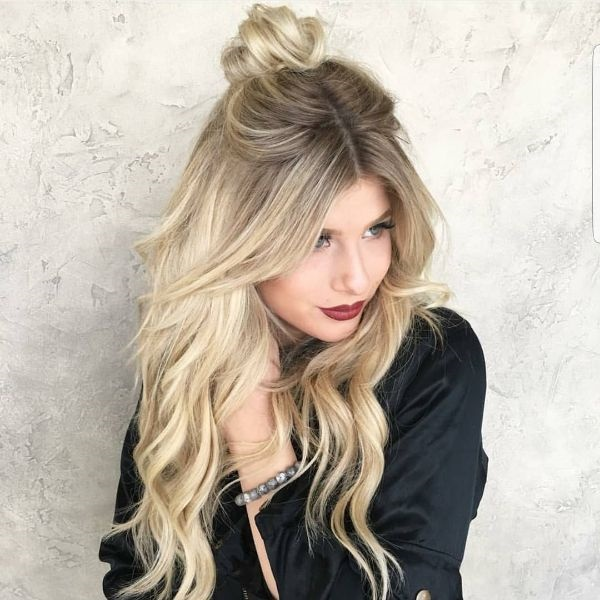 Cute Blonde Hairstyles For Women To Try Now