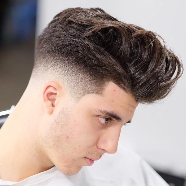 Short Hairstyles For Men To Look Smart