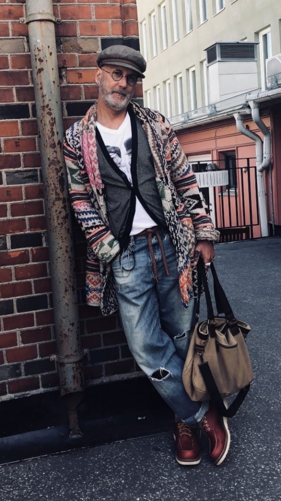 Stylish Casual Fashion For Men Over 50