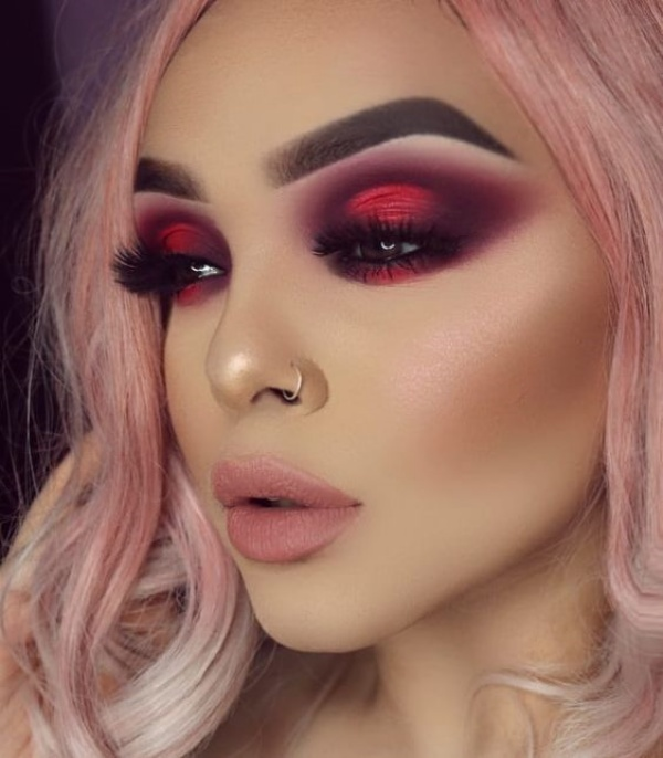 Gorgeous Valentine's Day Makeup Looks To Try